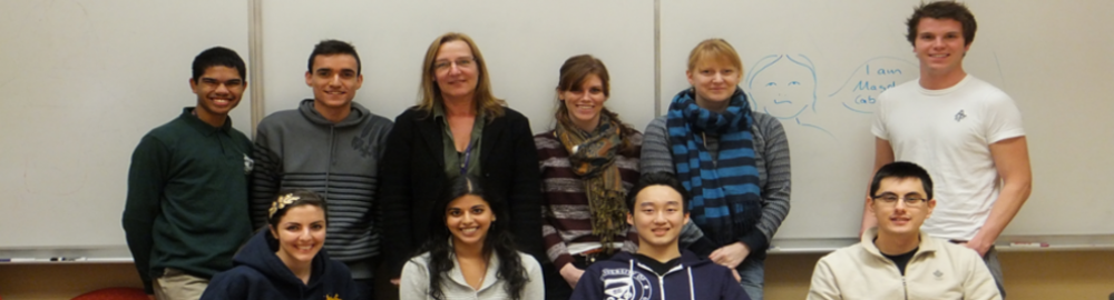 Meet the members of the Schmid lab